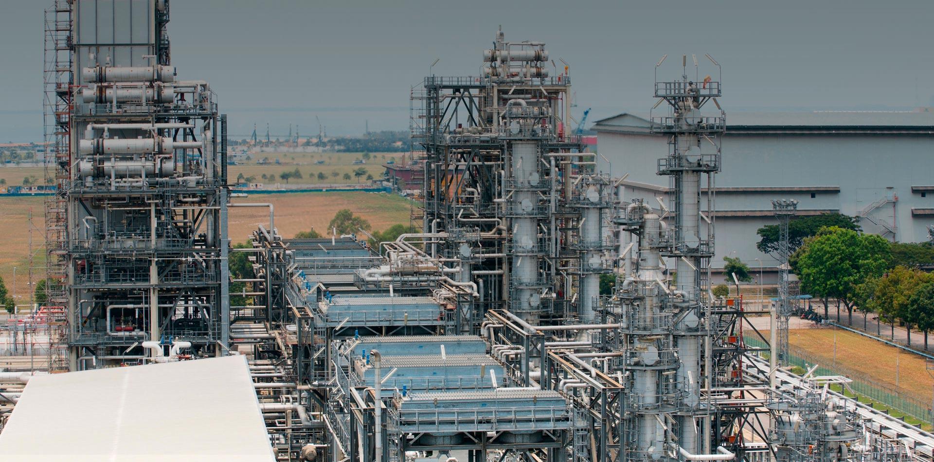 Проект The World's largest renewable bio-diesel plant