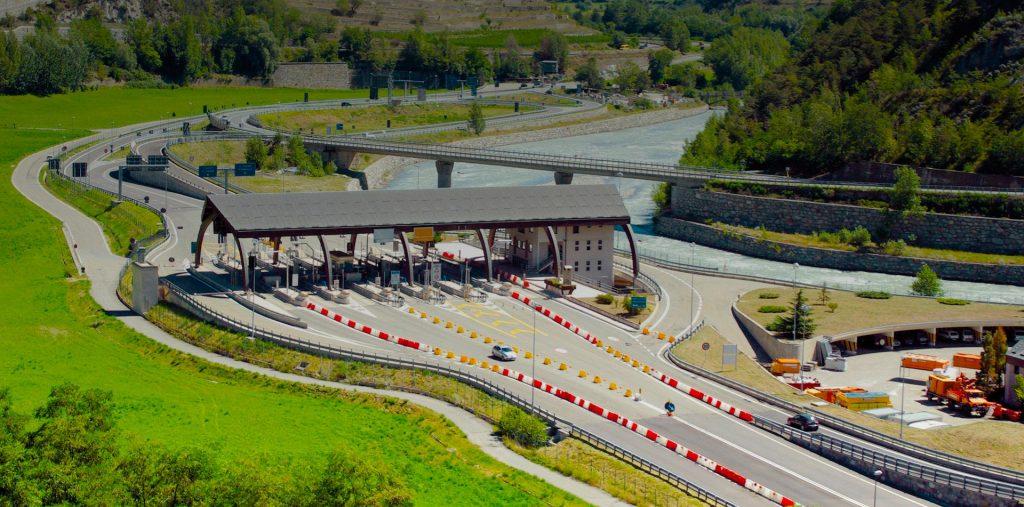 Сеть итальянских автострад
