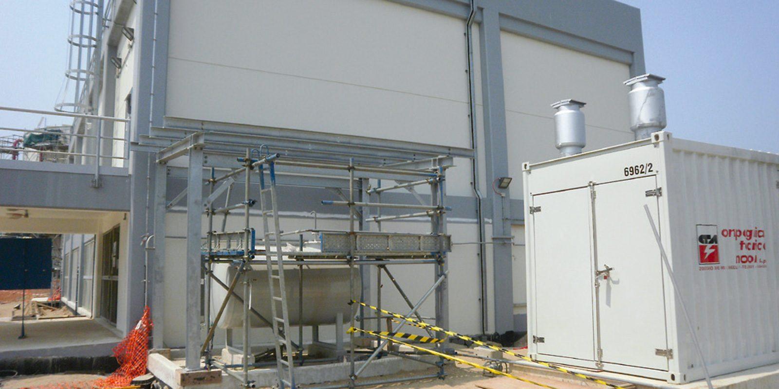 Проект Bio diesel plant