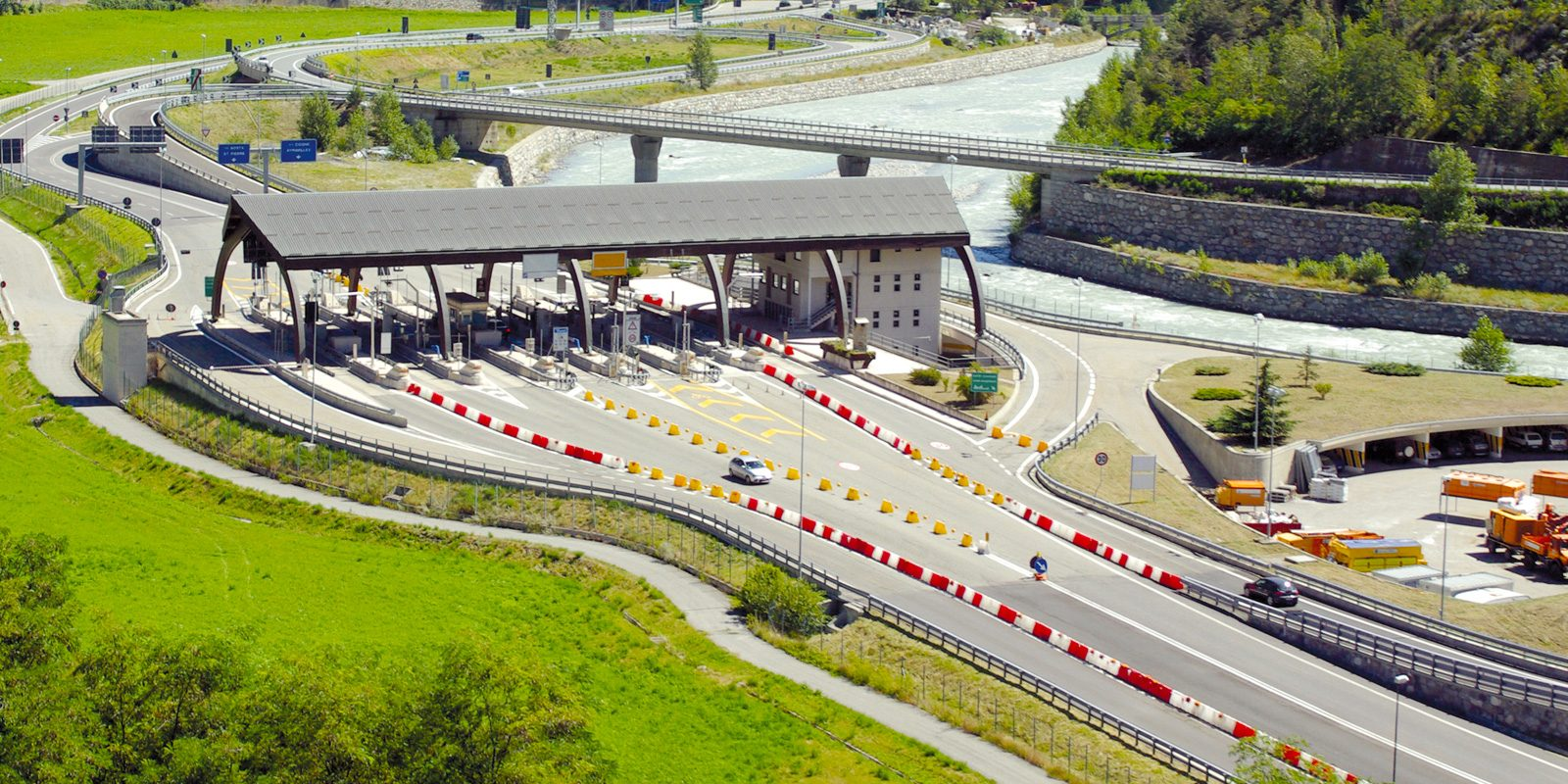 Проект Italian highway network