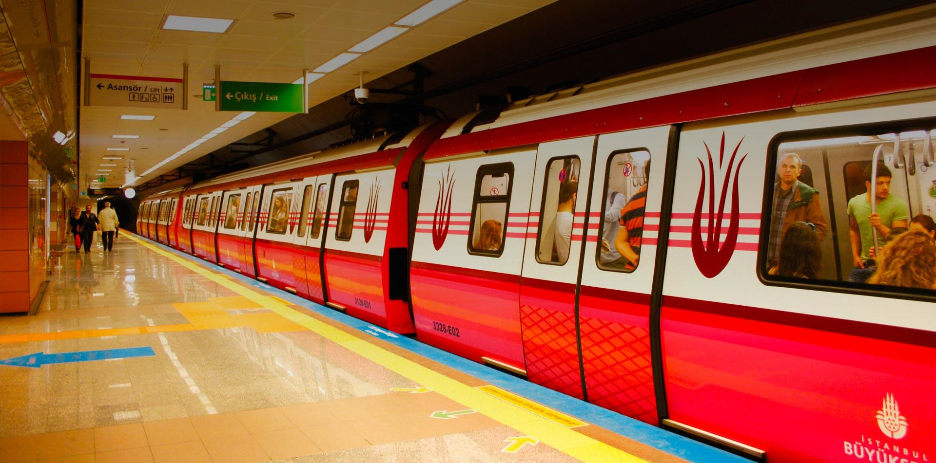 Объект Istanbul metro