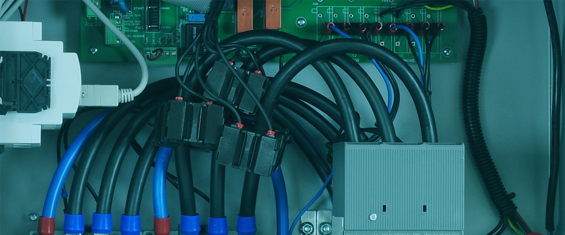 Шкафы управления DST 2600 - DST 2600XL