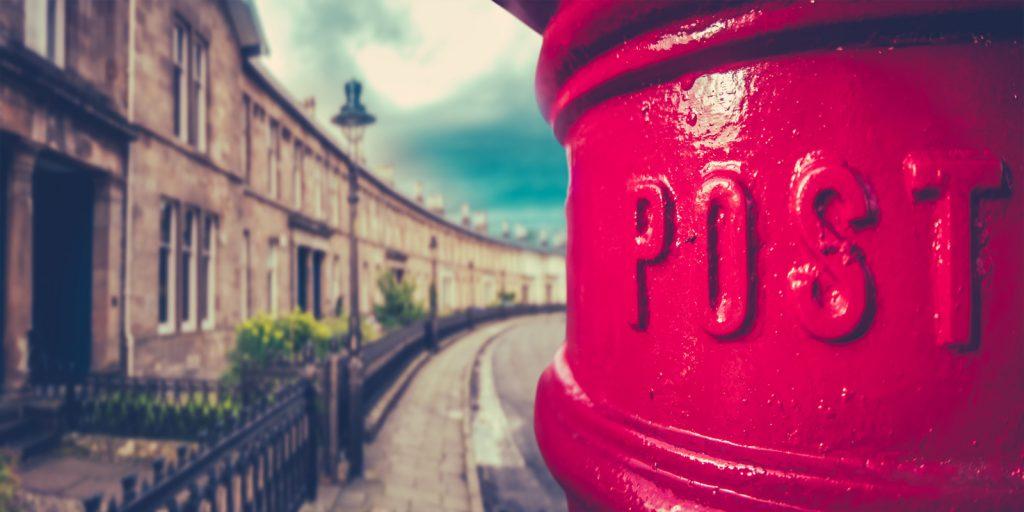 Королевская Почта Великобритании