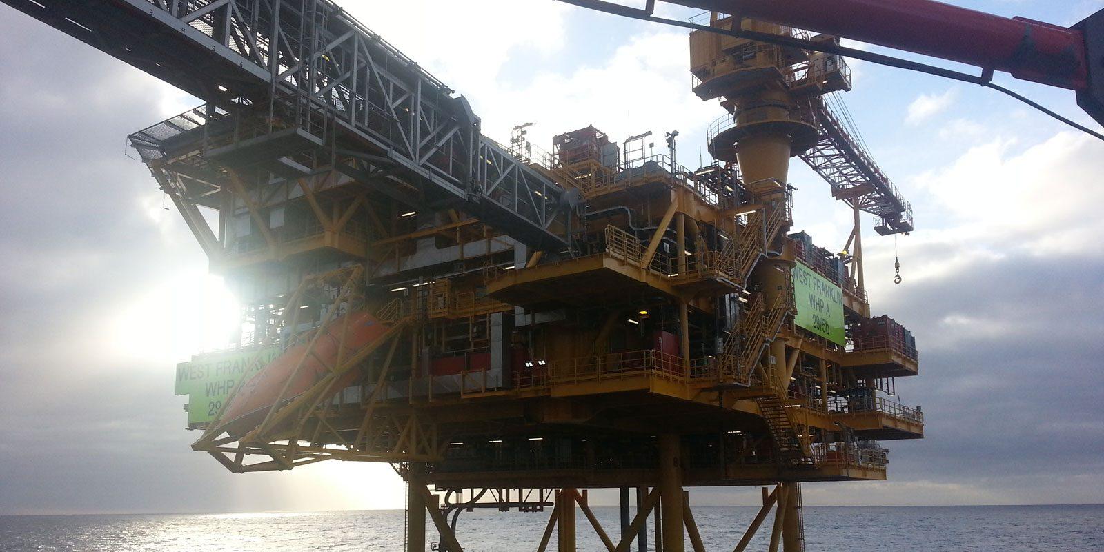 Проект Elgin Franklin offshore field