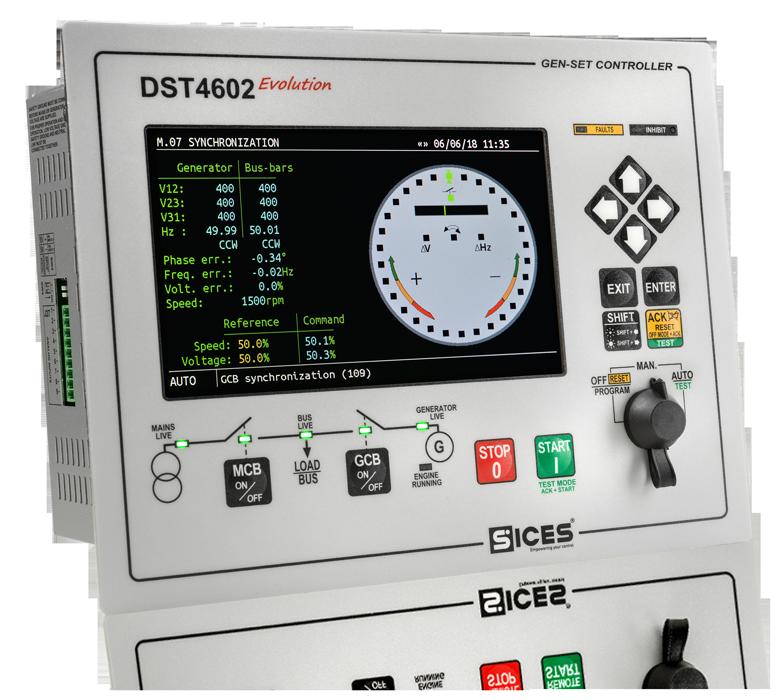 DST4602 Evolution