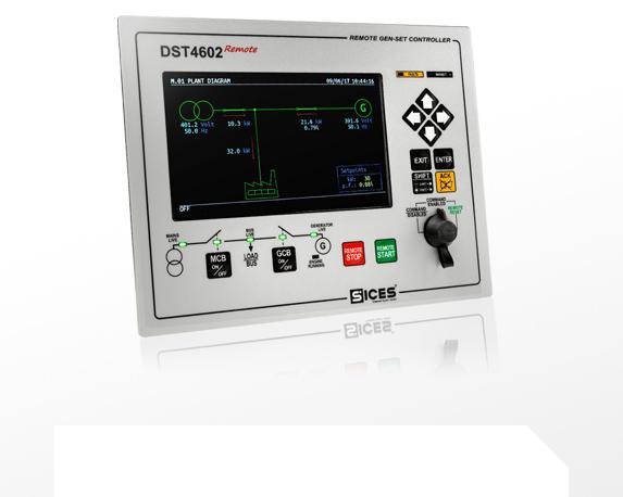 DST4602 Remote