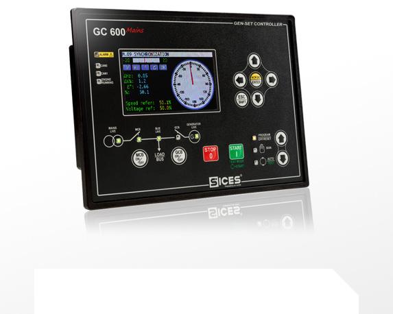 GC 600